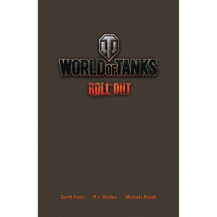 World Of Tanks #5-Georgetown Comics