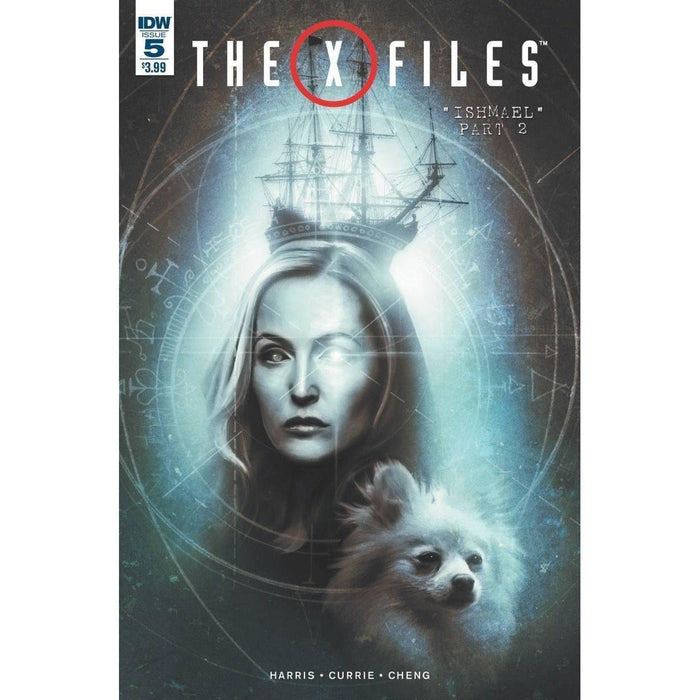 X-Files (2016) #5-Georgetown Comics