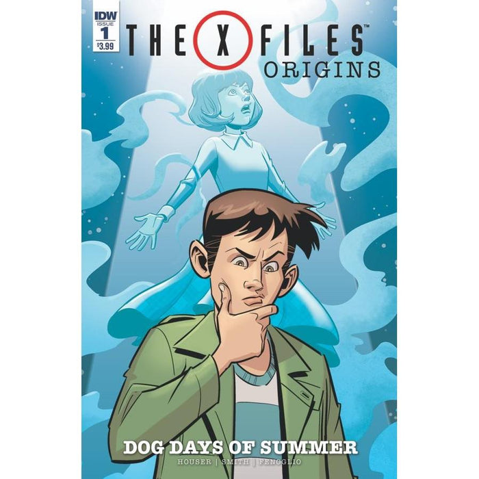 X-Files Origins II Dog Days Of Summer #1 (Of 4)-Georgetown Comics