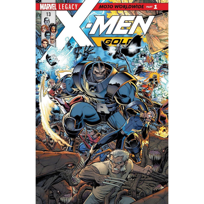 X-Men Gold #13 Legacy-Georgetown Comics