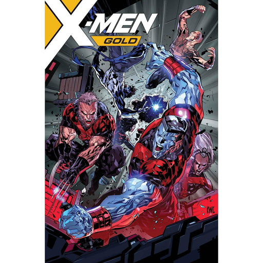 X-Men Gold #19 Legacy-Georgetown Comics