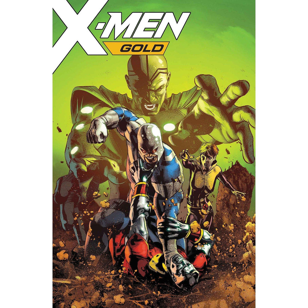 X-Men Gold #21 Legacy-Georgetown Comics