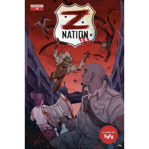Z Nation #3 Cvr A Medri-Georgetown Comics