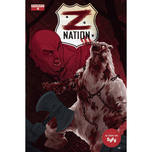 Z Nation #4 Cvr A Medri-Georgetown Comics