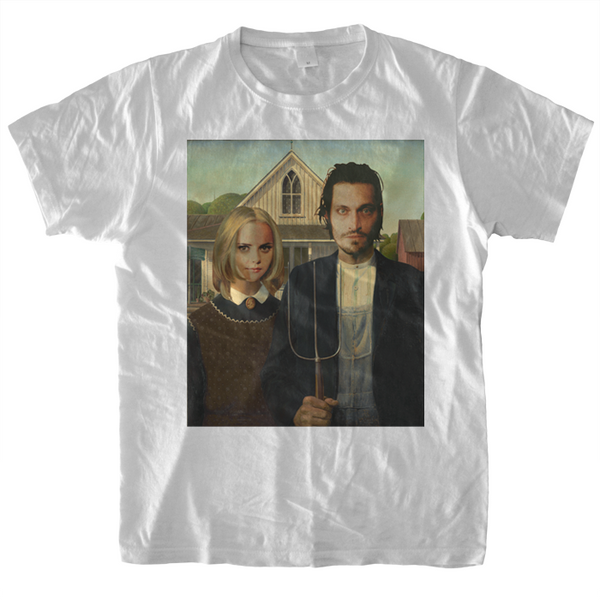 AMERICAN GOTHIC '66
