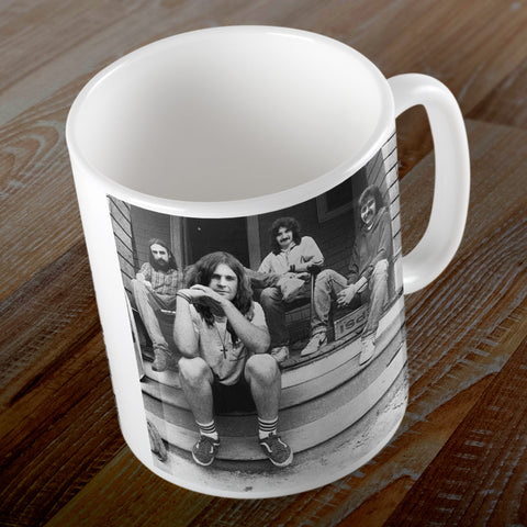 Minor Sabbath (Minor Threat-Black Sabbath mashup) 15oz mug
