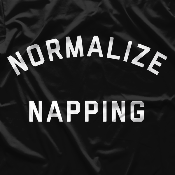 Normalize Napping