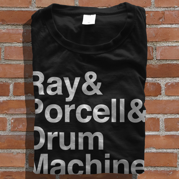 RAY & PORCELL & DRUM MACHINE