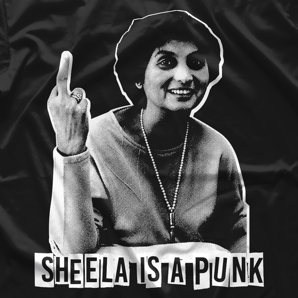SHEELA IS A PUNK