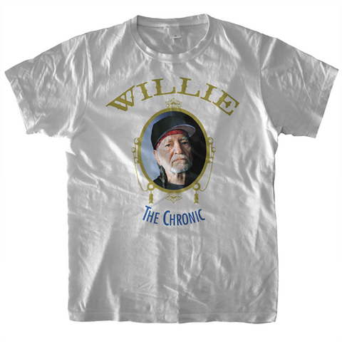 Shotgun Chronic (Willie Nelson/Dr Dre/The Chronic mashup) t-shirt