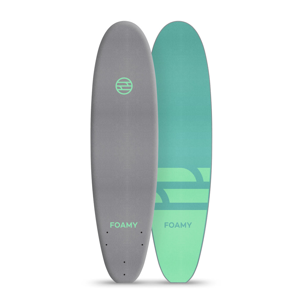 7' McCoy Grey & Steel Green - PREORDER (March 2017) - Foamy