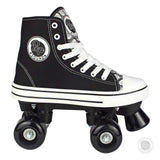 Pop Squad Mid-Town Quad Skates - Black
