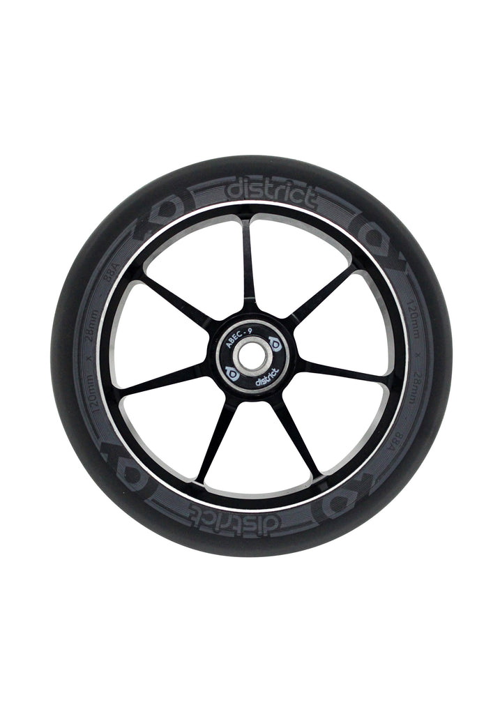 District W120 Wheels