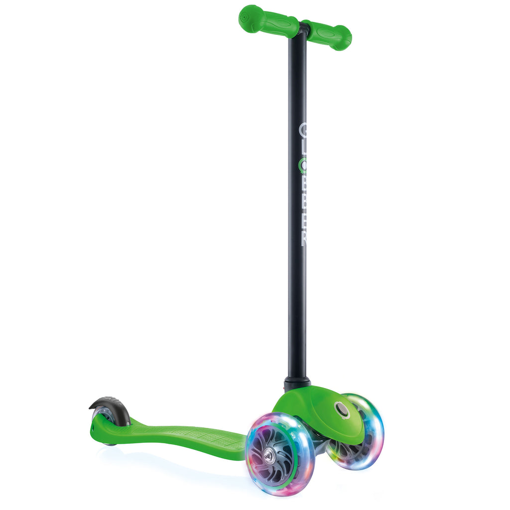 Globber 3 Wheel Fixed Scooter w/ LED Light Up Wheels - Pro Scooters USA   - 3
