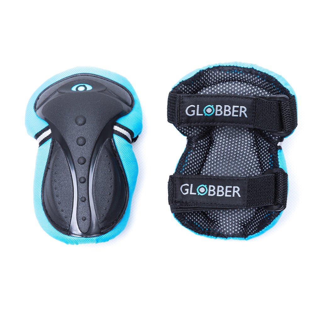Globber Knee, Elbow & Wrist Pad Set w/ Carrying Bag - Pro Scooters USA   - 1