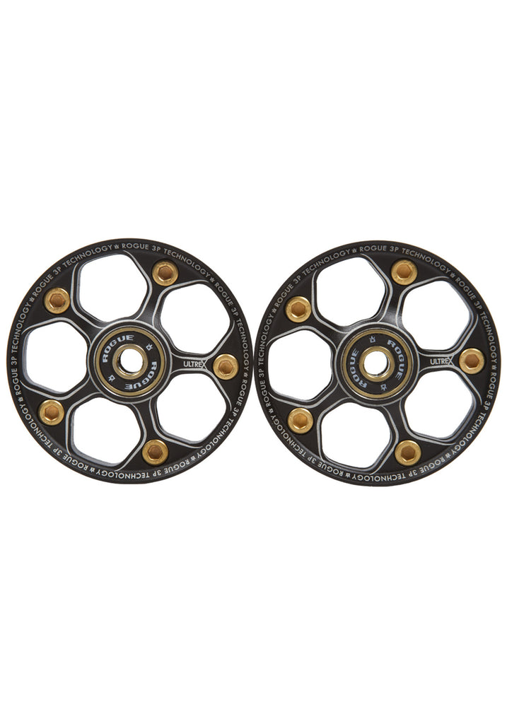 Rogue Ultrex 3 Piece Wheel Hub [PAIR] - Pro Scooters USA   - 2