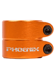 Phoenix Smooth Double Clamp - Pro Scooters USA   - 4