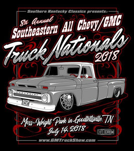 NEXT EVENT: SOUTHEASTERN TRUCK NATIONALS