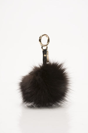 Brown Fox Key Chain