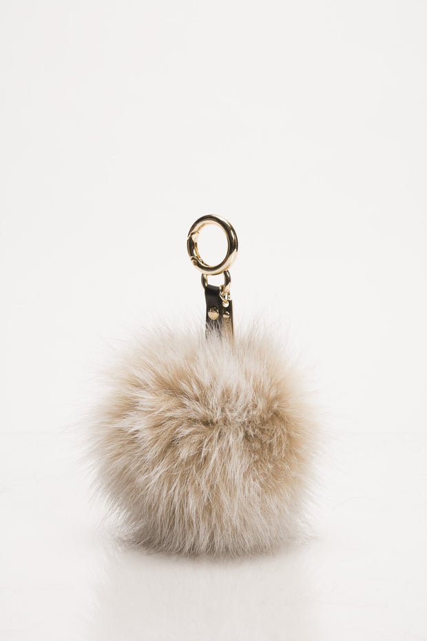 Bush Fox Key Chain