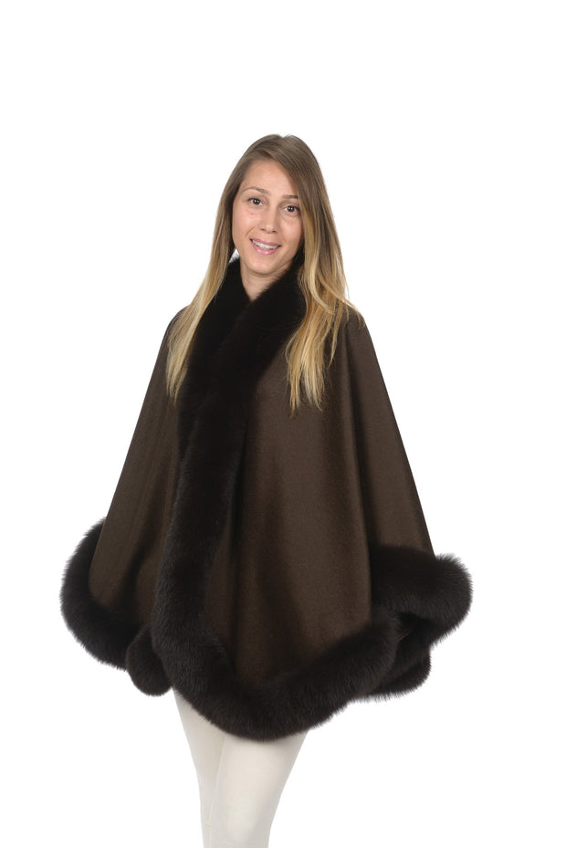 Classic Cape - Brown Fox