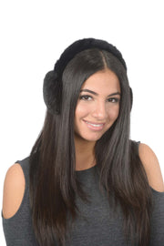 Fur All Over - Mink Earmuffs