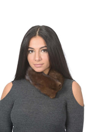 Headband - Brown Mink