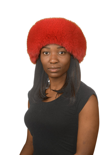 J.Ziglou Red Fox Hat