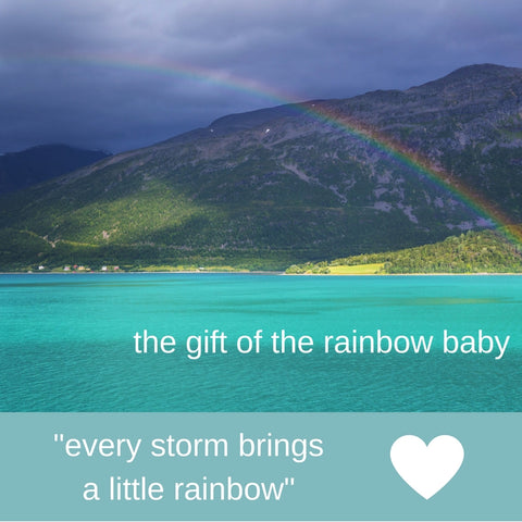 Rainbow Baby after Miscarriage