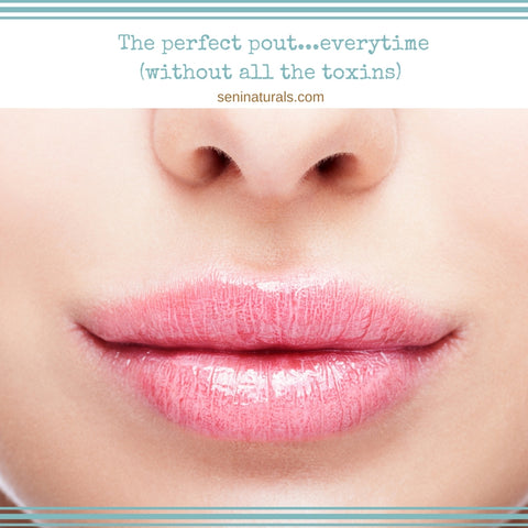 Perfect Lips Scrub Gloss Non-Toxic