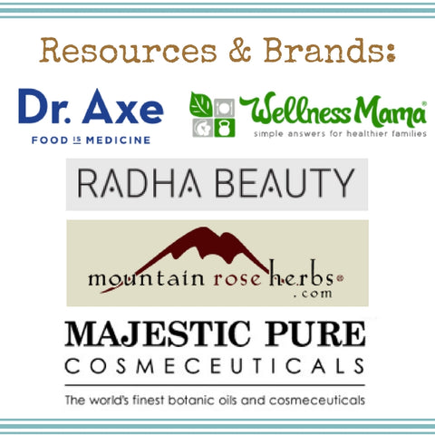 Essential Oils Resources, Brands: Where to Start