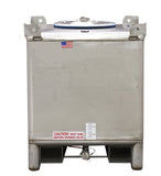 350 Gallon IBC Heater - TH350 Insulated Storage Tote Heater w/Thermostat Controller, 145°F, 120V