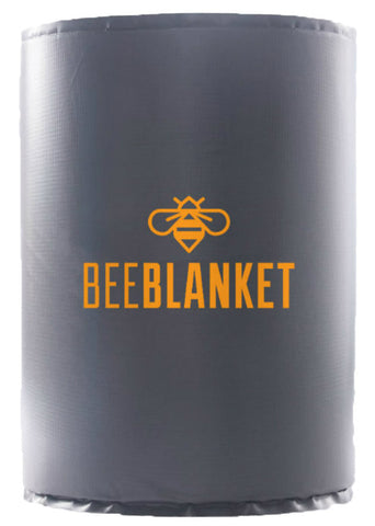 BB55 - Bee Blanket 55 Gallon Drum Heater - Honey Heaters - 110°F, 120V, 400/800 Watts - Powerblanket Shop  - 1