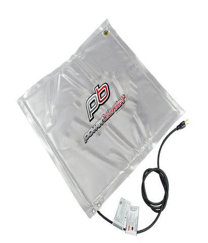 Eh0325 Extra Hot Ground Thawing Blanket 3 X 25