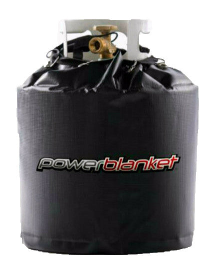 "FCW600 Foam Cylinder Heater, 12"" D x 15"" H, 80°F (Previous Part # FCW1212C) - Powerblanket Shop  - 1"