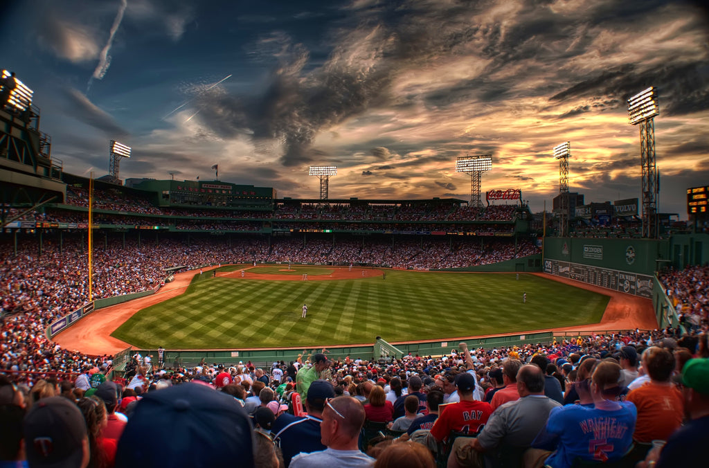 "Heartwarmers Radiant Heated Artwork - Fenway Park, 24"" x 36"", 120V, 275 Watts, 2.3 Amps - Powerblanket Shop  - 1"