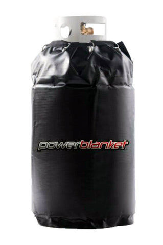 "FCW17 Foam Cylinder Heater, 15"" D x 27"" H, 80°F (Previous Part # FCW1525C ) - Powerblanket Shop  - 1"