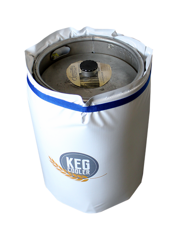 PBICEKEGIP - Powerblanket ICE - 1/2 Barrel Beer Keg Insulated Ice Pack Cooling Blanket - Powerblanket Shop  - 1