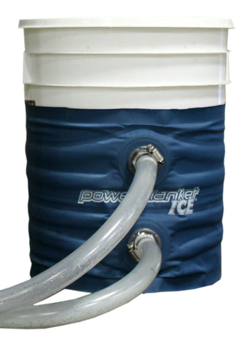 PBICE05-FC Powerblanket ICE 5-Gallon Fluid Channel Bucket Cooling Blanket