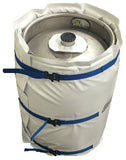 PBICEKEGIP - Powerblanket ICE - 1/2 Barrel Beer Keg Insulated Ice Pack Cooling Blanket - Powerblanket Shop  - 4