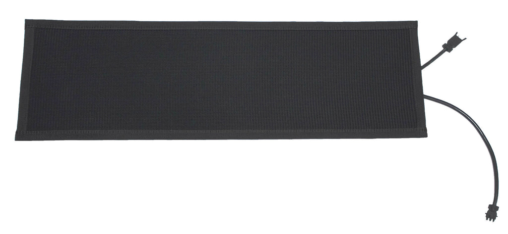 Heated Snow & Ice Melting Stair Mat - 120V, 60 Watts, 11 Inches W x 3 ft L - Powerblanket Shop  - 1