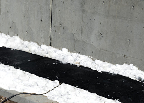 Commercial Snow Melting Connectable Walkway Mat 3 X5 120