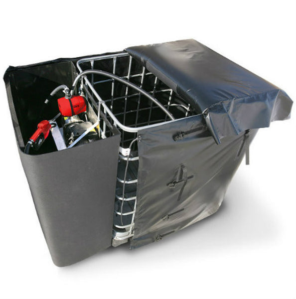 Th330d Def Ibc Tote Heating System 330 Gallon