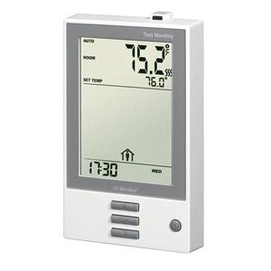 Underfloor Heating Programmable Thermostat with GFCI, Includes Floor Sensor, UDG-4999 - Powerblanket Shop  - 1