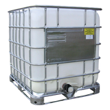 275 Gallon IBC Heater - TH275 Insulated Storage Tote Heater w/Thermostat Controller, 145°F, 120V - Powerblanket Shop  - 3
