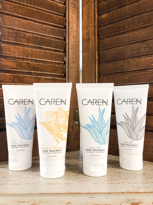 CAREN Hand Treatment- 4 scents
