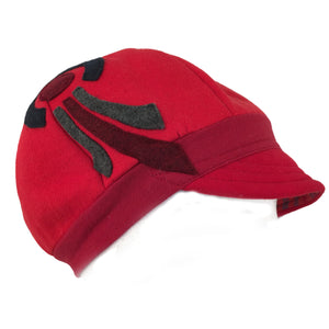 Hat, Red Cap