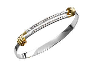 Signature Diamond Bracelet