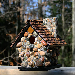 Avian Cottage Birdhouse