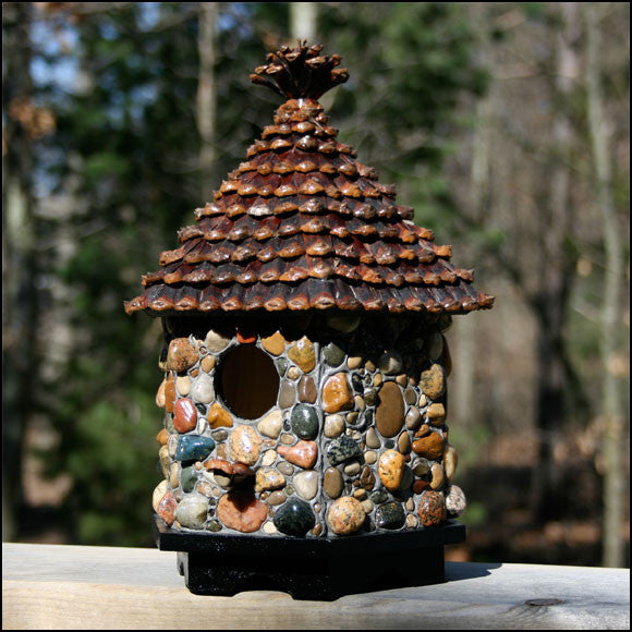 Bird Song Gazebo Birdhouse